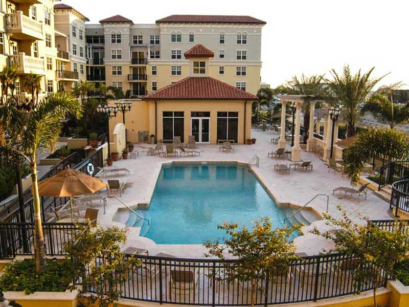Royal Palm Place Pool